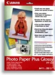 CANON PP-101 A4 PHOTO PAPER PLUS GLOSSY (20')