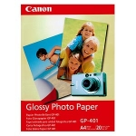 CANON GP-401 A4 PHOTO GLOSSY PAPER (20'S)