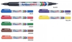 ARTLINE 041T TWIN MARKER - BLUE