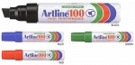 ARTLINE 100 MARKER - RED