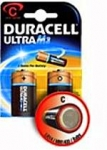 DURACELL BATTERY C (2'S)