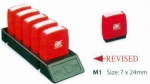AE PRE-INK STAMP M1-1