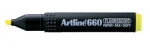 ARTLINE 660 FLOUREECENT MARKER - YELLOW