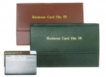 CBE BC3300 NAME CARD ALBUM 3 COLLUM