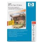 HP Q6614A LASERJET PHOTO GLOSSY PAPER 220 (A4,100SHEETS)
