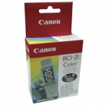 CANON BCI-21 (C) INK CART.